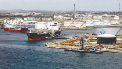 There has been an increase in demand for crude oil tank terminal storage facilities. – REUTERSPIX