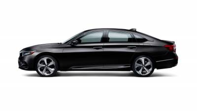10th-gen Honda Accord: 'Ultimate premium sophistication'