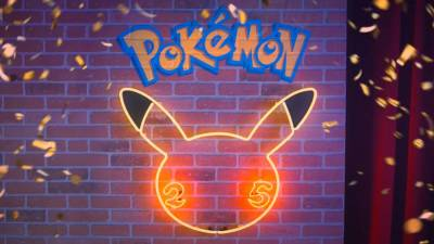 Pokemon celebrates 25 years with massive music program and activations across the franchise