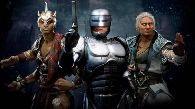 RoboCop marks latest movie cameo for 'Mortal Kombat' 1