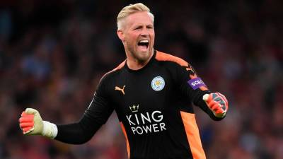 'What dreams are made of': Schmeichel hails Leicester history makers