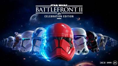 Star Wars Battlefront II: Celebration Edition appeals to newcomers and existing revenue-generating players. © DICE / Electronic Arts