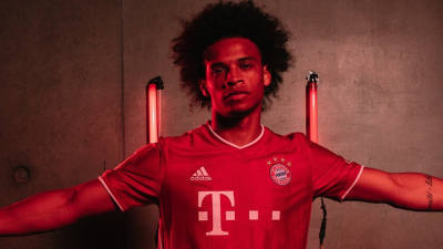 Bayern confirm Sane signing from Man City