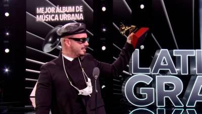 Raggaeton stars aim high at Latin Grammys