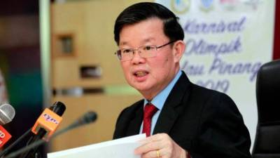 Covid-19: Penang Airport expansion project may be postponed - Chow