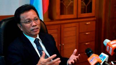 Quarantine a must for those returning to Sabah from overseas: CM