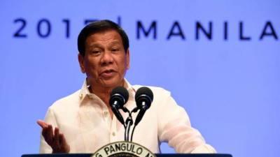 Philippine leader to undergo 'precautionary' virus test 1