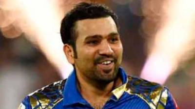 India's Rohit slams critics over Chennai pitch furore