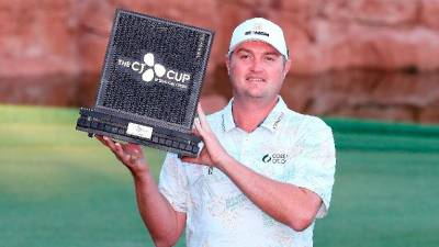 After 233 tries, Kokrak claims first-ever PGA Tour win at CJ Cup