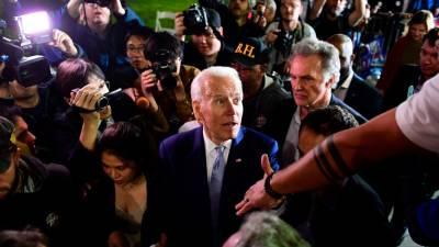 'New race:' Biden seizes momentum with Super Tuesday surge 1