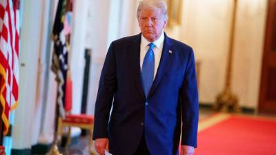 Trump refuses to promise transfer of power if he loses U.S vote