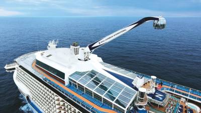 Set sail on board Quantum of the Seas, Asia's largest cruise ship