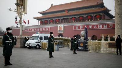 China reports just one new domestic virus infection 1