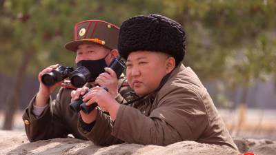 North Korea seeks attention with weapons test: Seoul 1