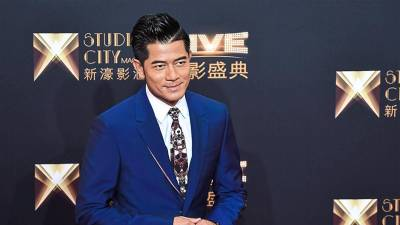 Aaron Kwok agrees to reduce filming fee in solidarity 4