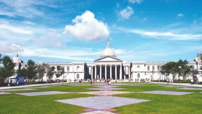 The impressive Chimei Museum. – Chimei Museum