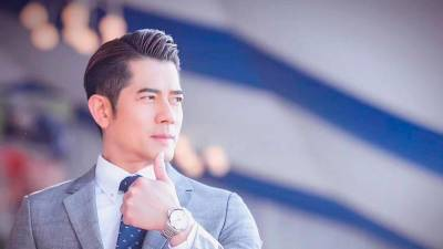 Superstar Aaron Kwok to hold online charity concert