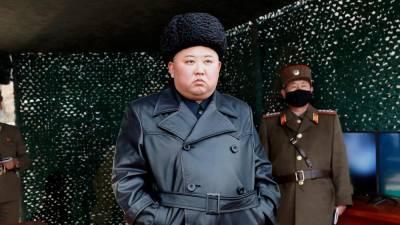 N.Korea's Kim sends 'get well soon' wishes for South's coronavirus battle 1