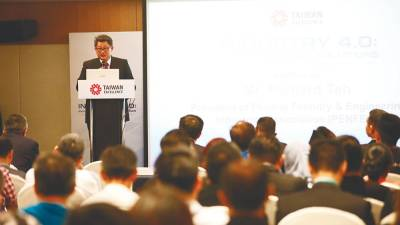 The Industry 4.0: Smart Factory Solutions Seminar was attended by more than 100 attendees.