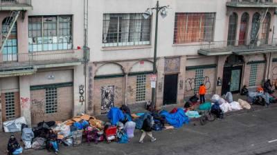 California struggles to protect homeless as coronavirus spreads 1