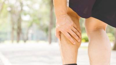Don't let muscle cramps cramp your style
