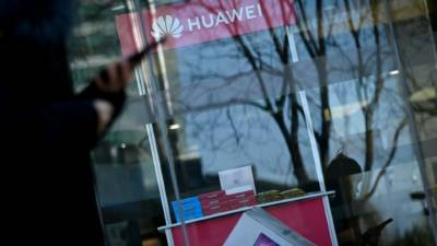 "Oxford University says it will ""not pursue new funding opportunities"" with Chinese telecoms group Huawei. — AFP"