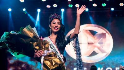 Alexis SueAnn Seow will be competing in the Miss World 2019 pageant in London. – PICTURE BY CARLOS KHU
