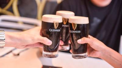 Fire up your weekend with Guinness
