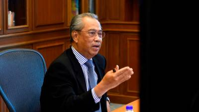 Muhyiddin calls on Muslims to spend time in Munajat amid Covid-19