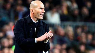 Zidane tells players to stay focused