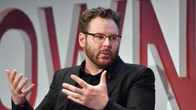 Sean Parker, pictured in New York in May 2018, was mortified by the uproar over his wedding. — AFP