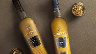 The Glen Grant range of whiskies has earned many accolades.