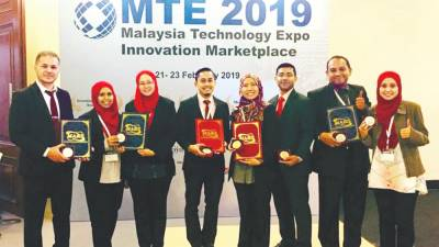 MSU bags two gold, three silver and one bronze at the MTE 2019.