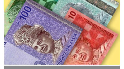 Ringgit weaker against US dollar