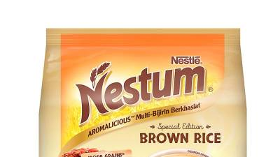NESTUM® Special Edition Brown Rice.