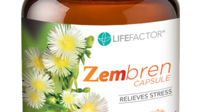 Zembrin could be as effective as any other existing chemically produced anti-depressants without the adverse effects.