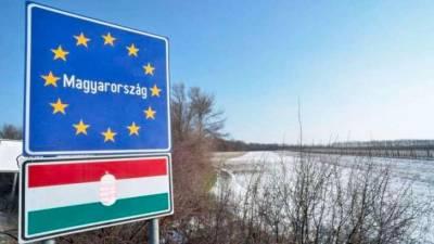 Hungary says EU borders must 'remain sealed'