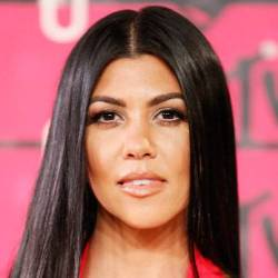 Kourtney Kardashian. - Reuters
