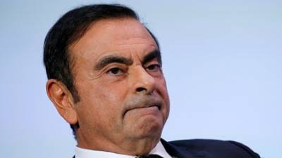 Nissan to oust Ghosn after arrest for alleged financial misconduct. — AFP