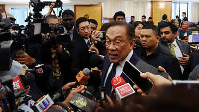 Police should be given space to investigate alleged LTTE presence in Malaysia: Anwar