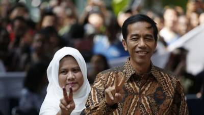 Jokowi, spouse take a look at destructive for Covid-19 1