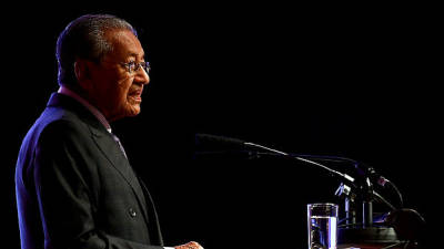Responsibility as PM this time three times heavier: Mahathir
