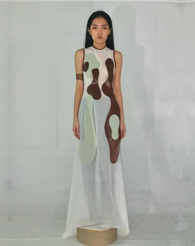 Troisieme dress. – COURTESY OF CARO CHIA