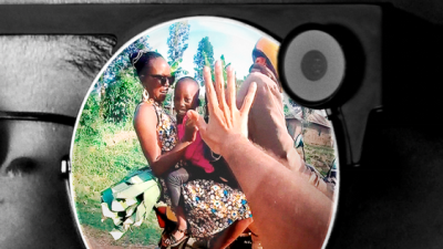 New docuseries First Person filmed with Snapchat Spectacles