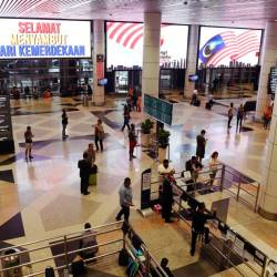 The main entrance of KLIA at Aug 21, 2019. - Bernama