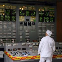 "The decommissioned Ignalina nuclear power station in eastern Lithuania was the set of HBO's critically acclaimed ""Chernobyl"" TV series. — AFP"