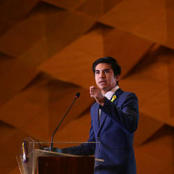 Youth and Sport Minister Syed Saddiq Syed Abdul Rahman — Sunpix by Asyraf Rasid