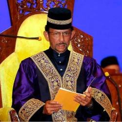 Brunei's Sultan returns Oxford degree after backlash