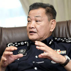Yazid Sufaat is under watchful eyes: IGP