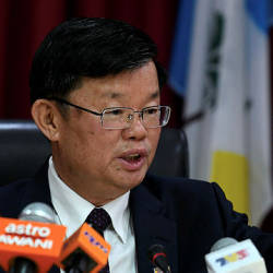EIA report of PSR project approved in two years, not two days: Penang CM